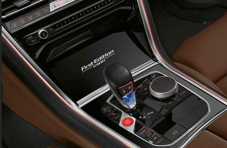 宝马M8四门轿跑车极光版上市 售价256.8万