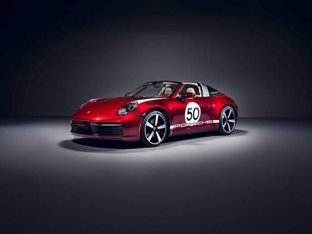 新911 Targa特别版售价公布 售216.10万