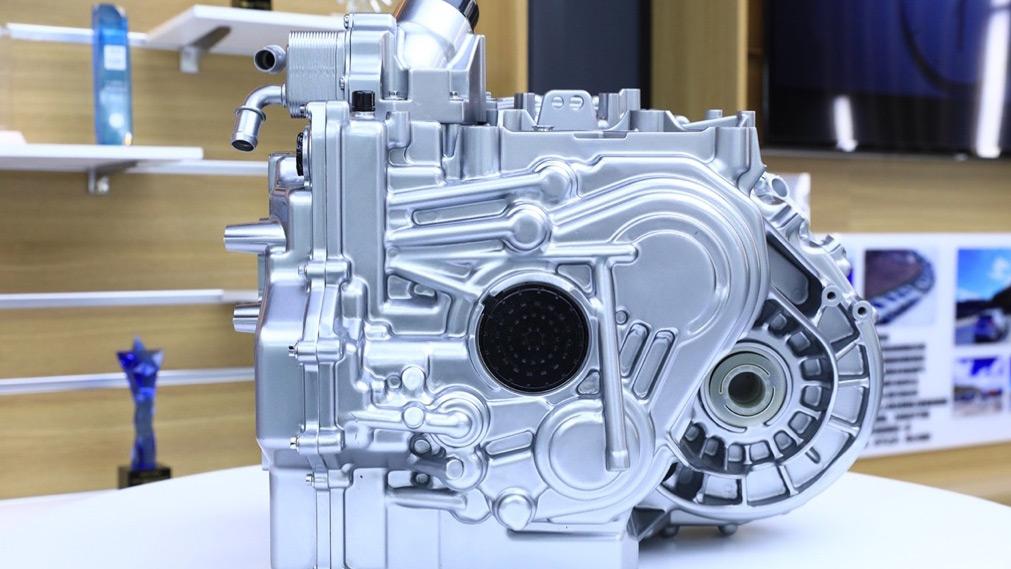 長城汽車世界首款9速雙離合+38.3%熱效發動機