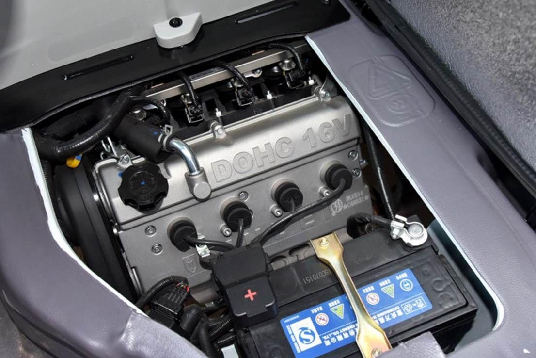 新海狮S 1.6L财富版——改装床车,选我才是专业的!