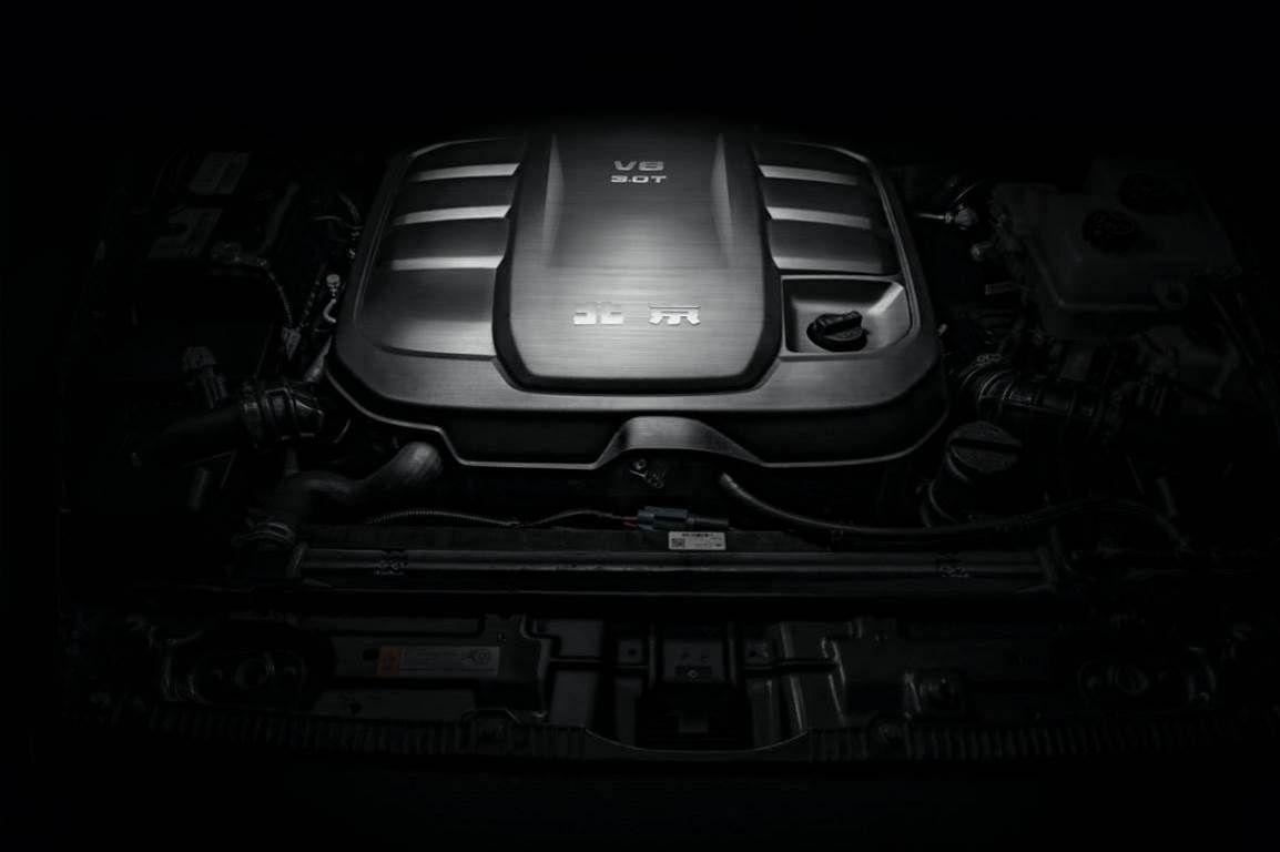 2020款BJ80携手火星车荣耀样子上市 售价29.8万起