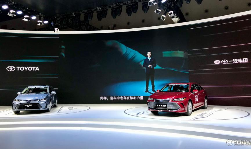 華陣容重磅亮相閃耀成都車展 一汽豐田銷量再創新高