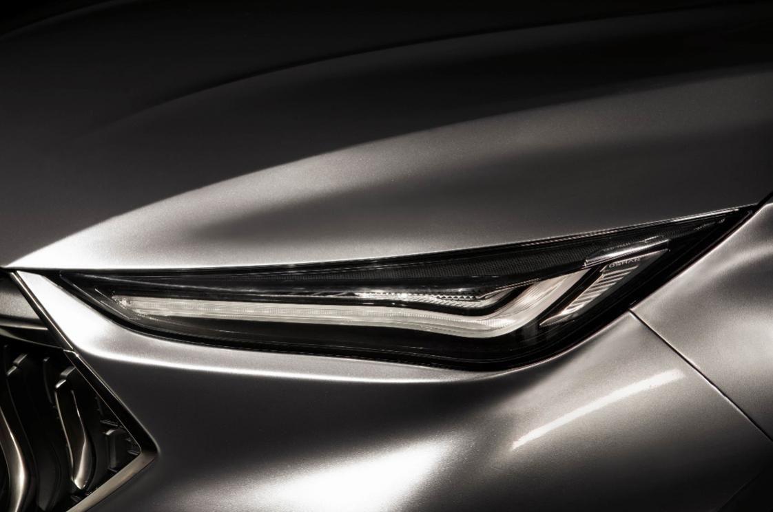 2020成都车展超感•新运动SUV长安欧尚X5塑光设计美学引爆全场!