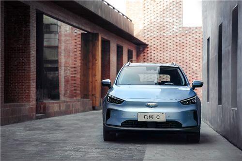 几何C成为杭州亚运会官方指定用车  以智慧纯电出行赋能亚运