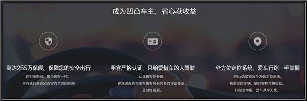 广州闲置车出租行情,凹凸租车让车主最赚钱的生意