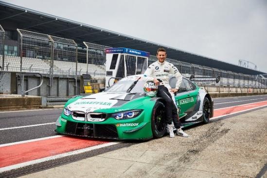 马可-维特曼将驾驶舍弗勒宝马M4 DTM向新赛季总冠军发起挑战
