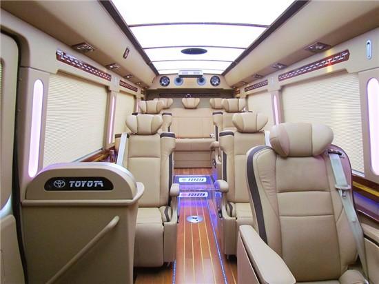 一汽丰田考斯特价格 中型客车销售热线