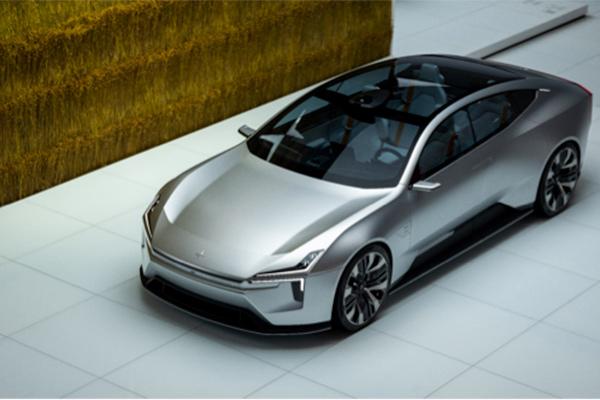 北京车展 极星正式宣布Precept将投入量产