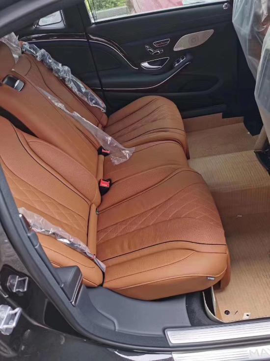 20款飞驰迈巴赫S450黑棕售全国十月惊喜购