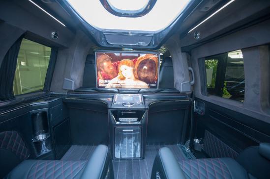 GMC商务车价格G750低顶款可入地库