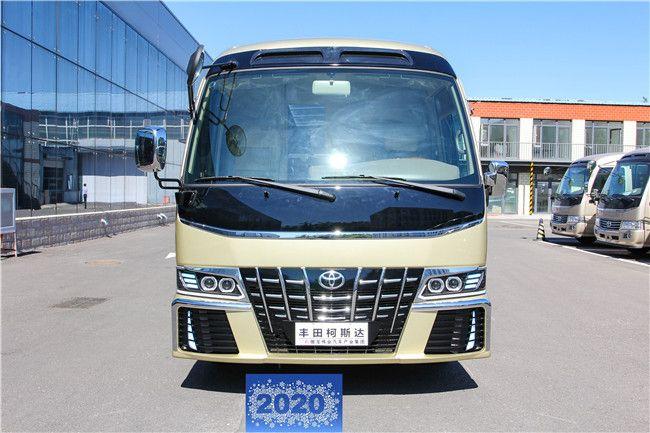 丰田考斯特12座(现车) 12座新款接待商务改装价格_车讯网chexun.com-车讯网
