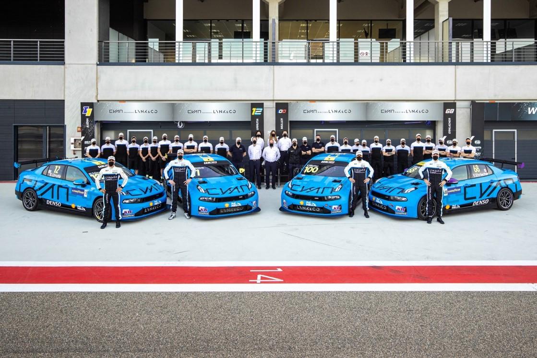 領克車隊榮耀加冕2020WTCR車手車隊雙冠軍