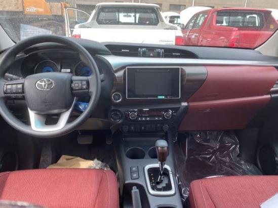 20款丰田海拉克斯皮卡绝版车型便宜处理手续齐无附加条件
