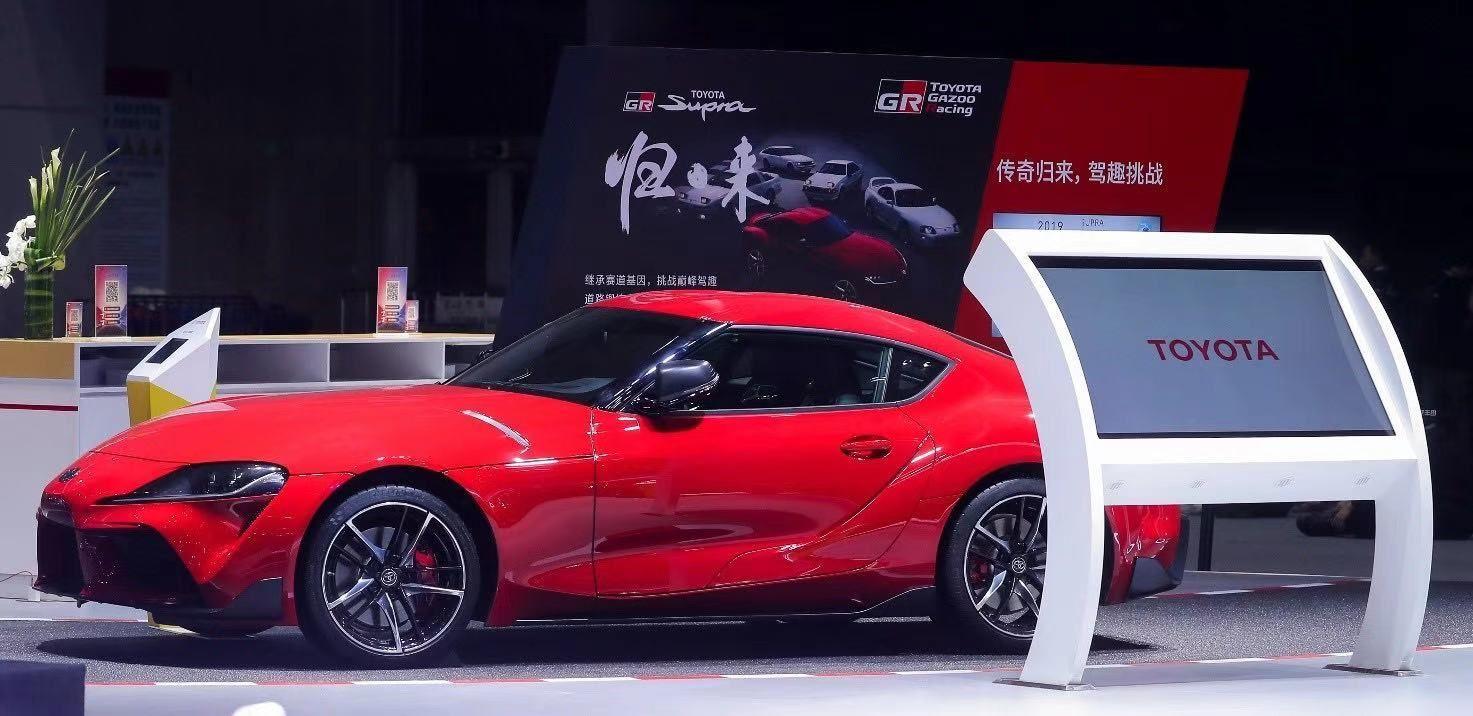 广州车展 | 一汽丰田四款新车齐发,闪耀广州车展
