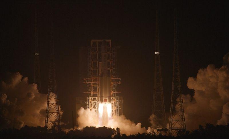 荣威iMAX8助力完成嫦娥五号发射保障任务
