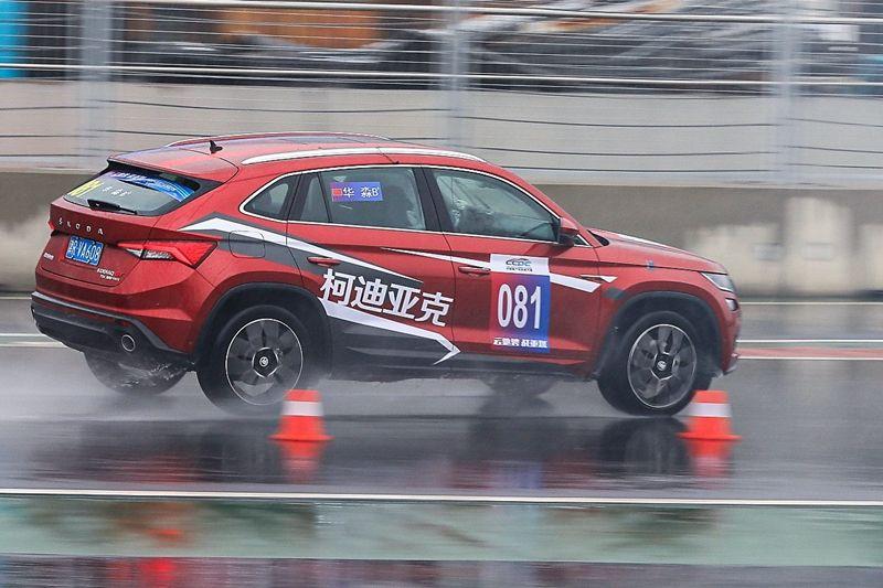 柯迪亚克GT获中国量产车性能大赛年度最佳中型SUV