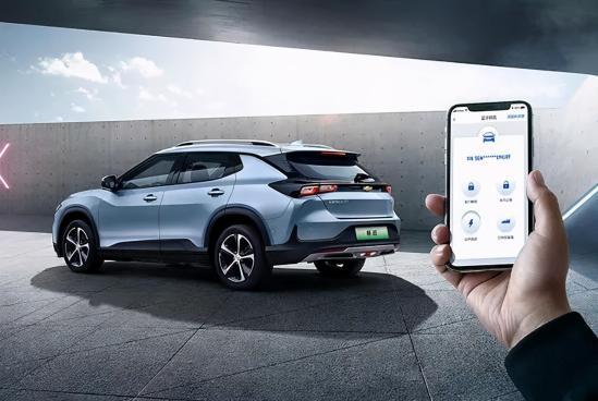 在新能源车受到热捧的上海,有畅巡让你畅行无阻