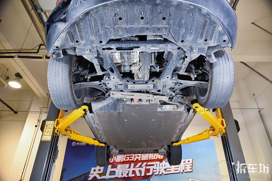 15万公里小鹏G3拆解 真实车况挑战耐久新高度