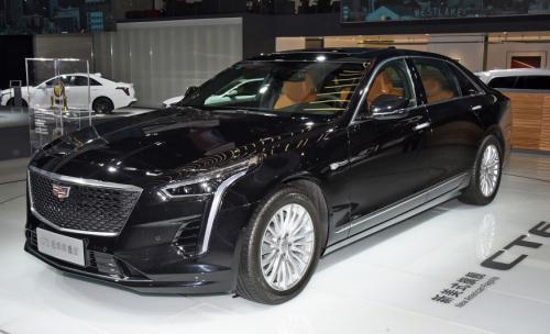 豪車品牌中的新秀——凱迪拉克CT6帶給你更多的驚喜