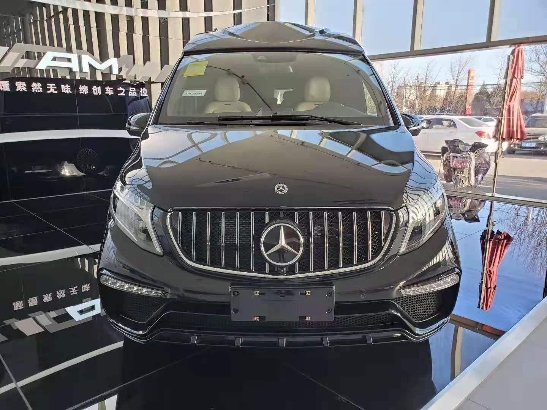2021新款进口奔驰商务车_内饰升级 _车讯网chexun.com-车讯网