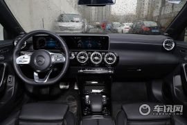 奔驰(进口)-奔驰CLA级-奔驰CLA 2020款 CLA 260 4MATIC 猎跑车