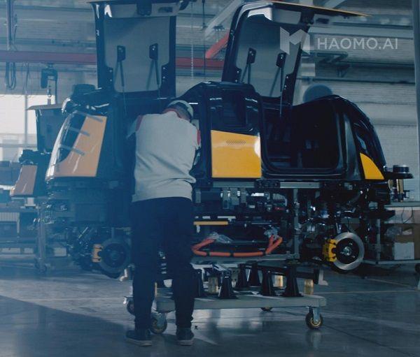 自动驾驶技术更成熟2021年4月28日无人车 无人车 第3张